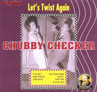 Chubby Checker - Let's Twist Again (CD)