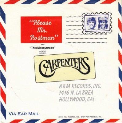 Carpenters - Please Mr. Postman (7)