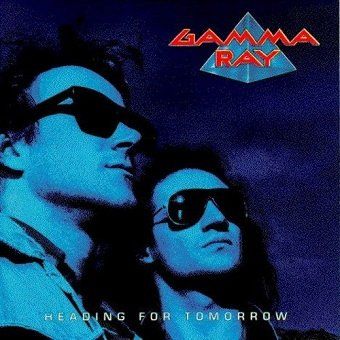 Gamma Ray - Heading For Tomorrow (LP)