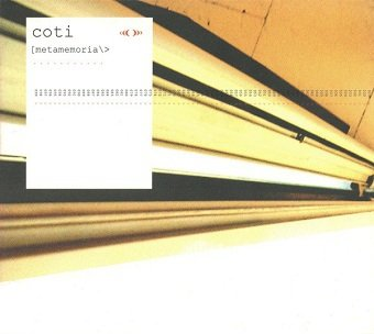Coti - [Metamemoria|} (CD)
