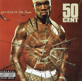 50 Cent - Get Rich Or Die Tryin' (CD)