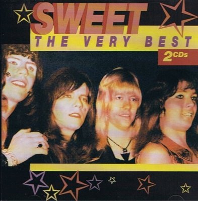 The Sweet - The Very Best Of (2CD)