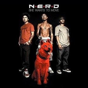 N*E*R*D - She Wants To Move (Maxi-CD)