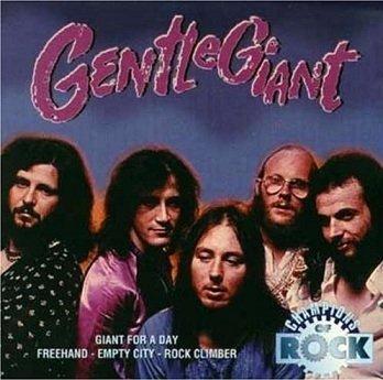Gentle Giant - Champions Of Rock (CD)