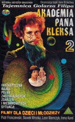Akademia Pana Kleksa cz. 2 Tajemnica Golarza Filipa (VHS)