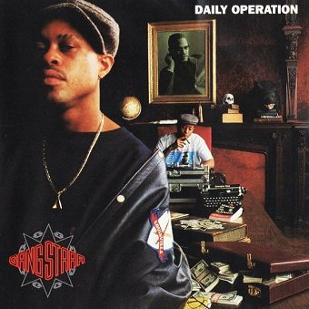 Gang Starr - Daily Operation (CD)