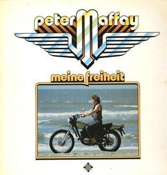 Peter Maffay - Meine Freiheit (LP)