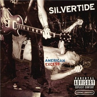 Silvertide - American Excess (CD)