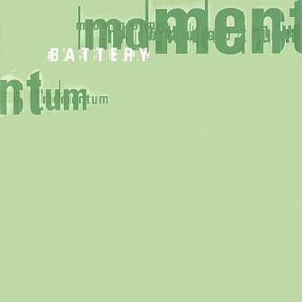 Battery - Momentum (CD)