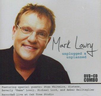 Mark Lowry - Unplugged & Unplanned (DVD+CD)