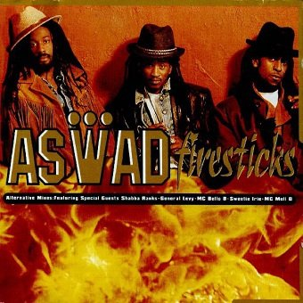 Aswad - Firesticks (CD)
