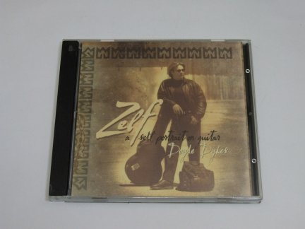 Zelf - A Self Portrait On Guitar By doyle Dykes (CD)