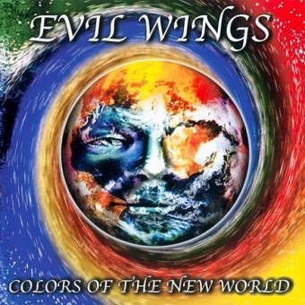 Evil Wings - Colors Of The New World (CD)