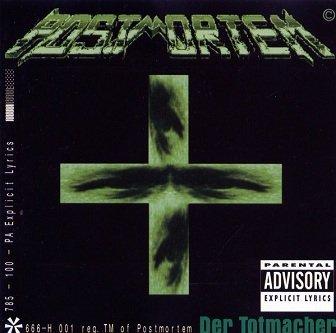 Postmortem - Der Totmacher (CD)