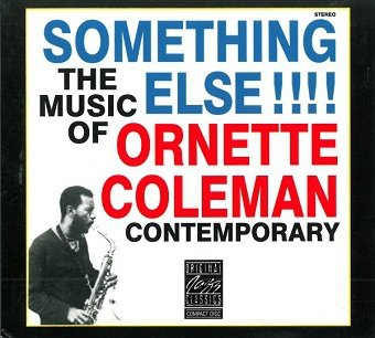 Ornette Coleman - Something Else!!!! (CD)