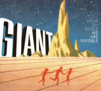 We Are Invisible - Giant (CD)