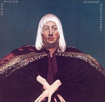 Edgar Winter - Jasmine Nightdreams (LP)