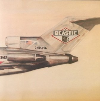 Beastie Boys ‎– Licensed To Ill (CD)