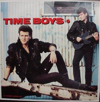 Time Boys - Time Boys (LP)