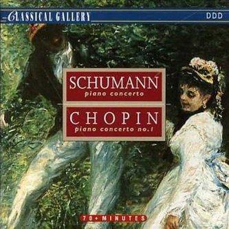 Anton Nanut / Libor Pesek - Schumann / Chopin: Piano Concerto In A Minor Op. 54 / Piano Concerto No. 1 In E Minor Op. 11 (CD)