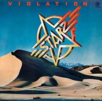 Starz - Violation (LP)