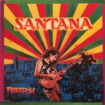 Santana - Freedom (LP)
