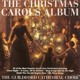 The Christmas Carlos Album (CD)