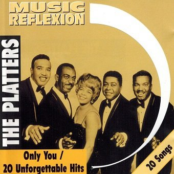 The Platters only You - 20 Unforgettable Hits (CD)