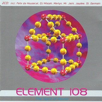 Element 108 - The Spirit Of House (2CD)