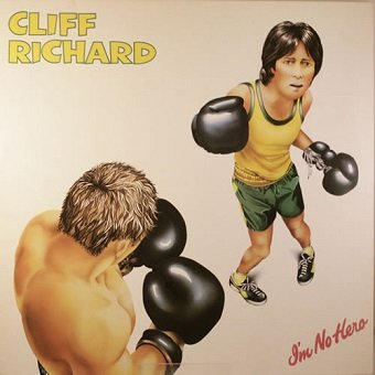 Cliff Richard - I'm No Hero (LP)