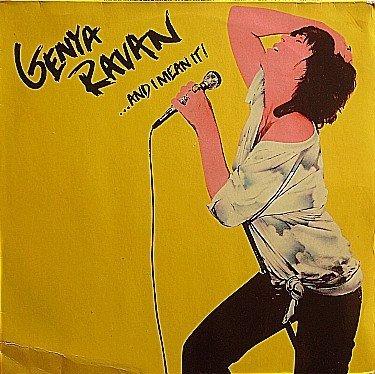 Genya Ravan - ...And I Mean It! (LP)