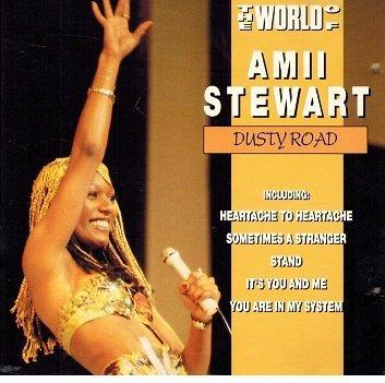 Amii Stewart - The World Of Amii Stewart / Dusty Road (CD)