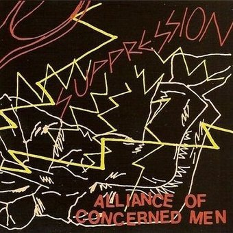 Suppression - Alliance Of Concerned Men (CD)
