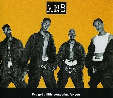 MN8 - I've Got A Little Something For You (Maxi-CD)