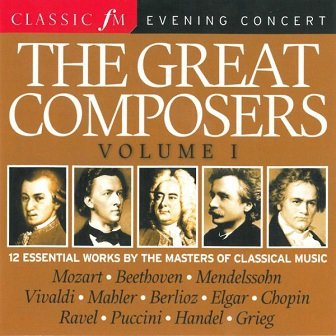 The Great Composers Volume 1 (CD)