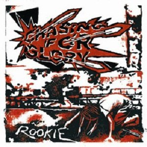 Chasing For Glory - Rookie (CD)