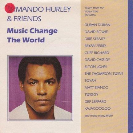 Armando Hurley & Friends - Music Change The World (7)