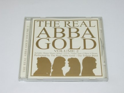 The Real ABBA Gold - The Real ABBA Gold Volume 2 (CD)