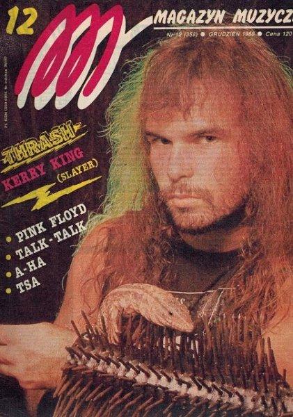 Magazyn Muzyczny Nr 12 (358) Grudzień 1988