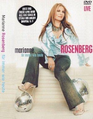 Marianne Rosenberg - Für Immer Wie Heute (DVD)
