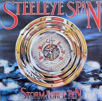 Steeleye Span - Storm Force Ten (LP)