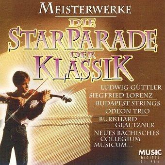 Meisterwerke - Die Starparade Der Klassik (CD)