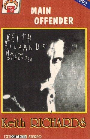 Keith Richards - Main Offender (MC)