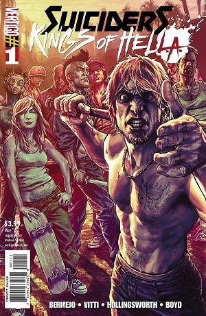 Suiciders: Kings of HelL.A. #1 (May 2016)