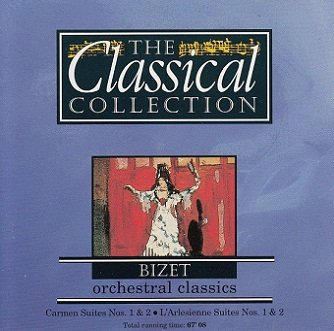 Bizet - Orchestral Classics (The Classical Collection) (CD)