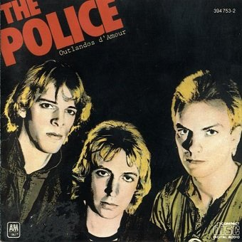 The Police - Outlandos D'Amour (CD)