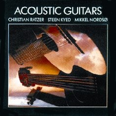 Acoustic Guitars - Acoustic Guitars (CD)