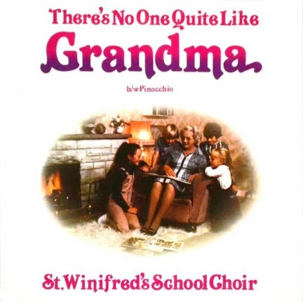 St. Winifred's SchoChoir - There's No One Quite Like Grandma (7)