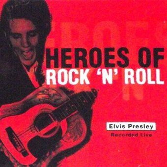 Elvis Presley - Heroes Of Rock 'N' Roll (CD)