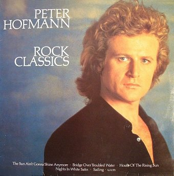 Peter Hofmann - Rock Classics (LP)